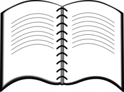 Open Book Clip Art Template   Clipart Panda - Free Clipart Images