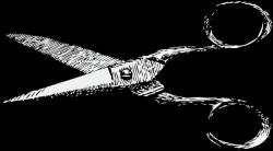 Scissors Clip Art at Clker.com - vector clip art online, royalty ...