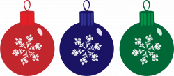 RGB Christmas Ornaments Icons PNG - Free PNG and Icons Downloads