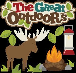 The Great Outdoors | Cartoon Title | Pinterest | Outdoors, Clip art ...