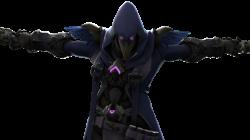 Overwatch: Reaper in 4K (Ultimate) by AjsFilmCo on DeviantArt