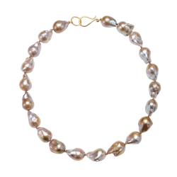 Cultured Pearl Necklace - clipart
