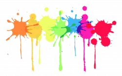 Paint Splatter transparent PNG images - StickPNG