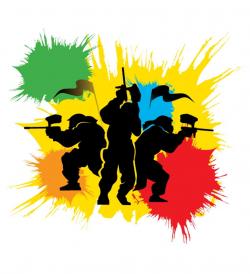 Colour paintball | Boy Mom Life | Paintball party, Paintball ...