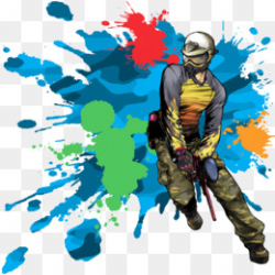 Paintball png free download - Birthday Party Background ...