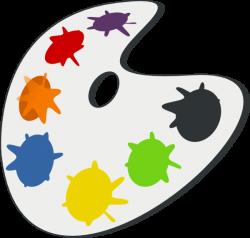 Art Palette Clip Art at Clker.com - vector clip art online, royalty ...