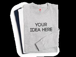 Custom Long Sleeve Shirts | Spreadshirt