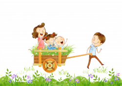 Family Mother Love Parent Happiness - Cartoon family 4961*3543 ...