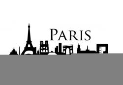 Paris Clipart Border | Free Images at Clker.com - vector ...