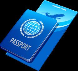 Clip art - Passport tickets 1300*1185 transprent Png Free Download ...