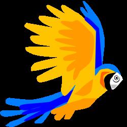 Clip Art Parrot - Cliparts.co