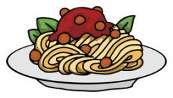 Bowl Of Pasta Clipart   Free download best Bowl Of Pasta ...