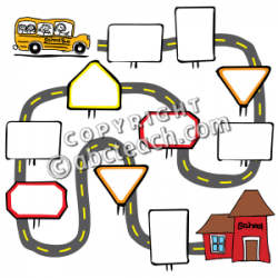 Clip Art: Sequence Pathway 01 | Clipart Panda - Free Clipart Images