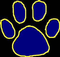 Bobcat Clipart Tiger Paw#3087159