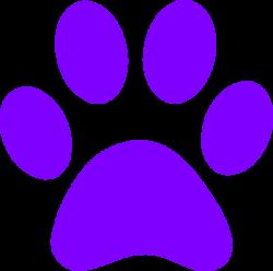Blues Clues Purple Paw PNG, SVG Clip art for Web - Download Clip Art ...
