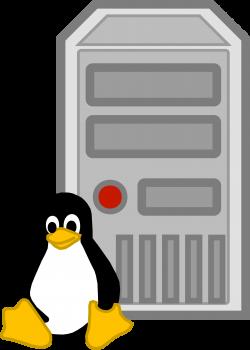 Clipart - Server - linux