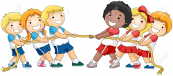 Physical Education Children Clipart - Clip Art Library