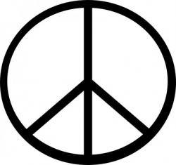 Free symbols clip art peace signs clipart free download clip art ...