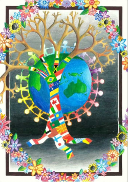 Peace Poster - Lions Clubs Australia   bulletin boards in ...