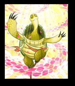 Maestro Oogway on Behance | Art Journal Ideas | Pinterest | Behance ...