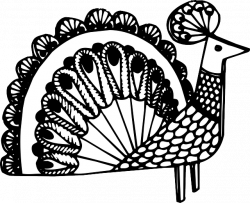 Peacock Bird Drawing at GetDrawings.com | Free for personal use ...