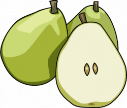 Pears. | Kitchen Towels | Pinterest | Pear, Clip art free and Clip art