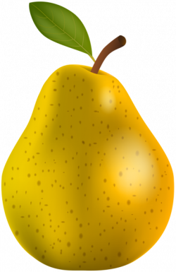 Pear Transparent PNG Clip Art | Gallery Yopriceville - High-Quality ...