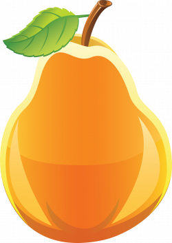 28+ Collection of Pear Clipart Png | High quality, free cliparts ...