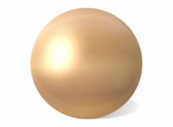 Pearl - Gold Pearl Png Free PNG Images & Clipart Download ...