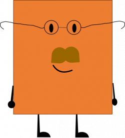 Card (recommended character from BFDI) by BrownPen0 on DeviantArt
