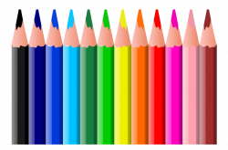 Colored Pencil Clipart at GetDrawings.com   Free for personal use ...