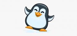 Penguins Clipart Swimming - Adã©lie Penguin , Transparent ...