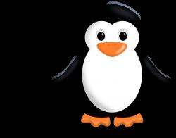 Boy Penguin Clipart