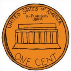 Free Penny Clipart