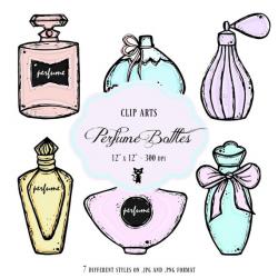 Perfume Bottle Drawing | Free download best Perfume Bottle ...