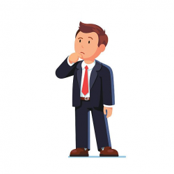 The Top 5 Best Blogs on Thinking Man Clipart