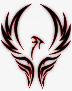 Clip Art Transprent Png - Phoenix Back Tattoo Guy ...