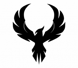 Free Black And White Phoenix Images, Download Free Clip Art ...