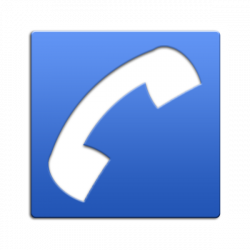 blue phone clipart - Clipground