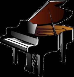 Piano Musical Instruments Clip art - piano png download ...