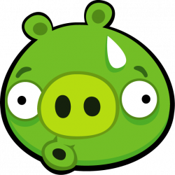 The Bad Piggies (A.K.A. Pigs or Green Pigs) are the main antagonists ...