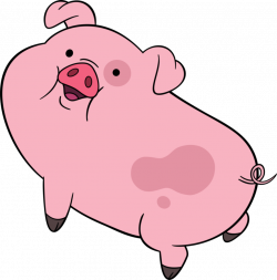 Waddles | Pinterest | Pet pigs, Mabel pines and Gravity falls