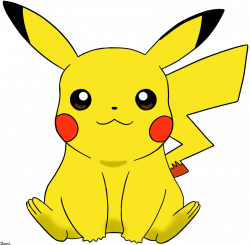 Pikachu Digital Art - Pokemon by Dark-Omni.deviantart.com on ...