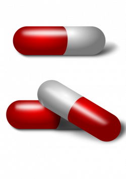 Drug,Red,Pill PNG Clipart - Royalty Free SVG / PNG