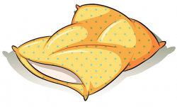 Pillow Clipart Pencil And In Color Pillow Clipart, Pillow ...