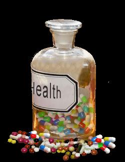 Pharmacy Flask Health Pills transparent PNG - StickPNG