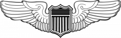 File:US Air Force Pilot Badge.png - Wikimedia Commons