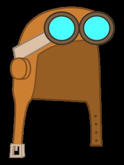 Bronze Aviator Hat — Weasyl