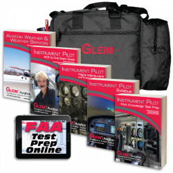 Instrument Pilot Kit - Gleim Aviation