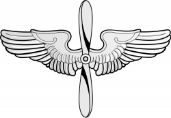 Prop and Wings - Awarded to Freshmen Cadets when accepted into the ...